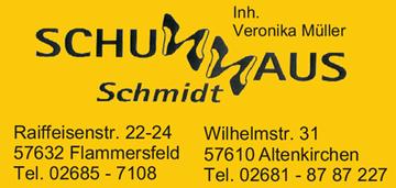 Schuhhaus Schmidt